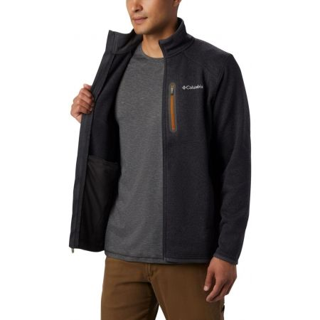 Hanorac bărbați - Columbia ALTITUDE ASPECT FULL ZIP - 7