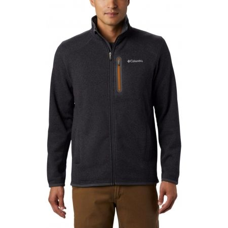 Hanorac bărbați - Columbia ALTITUDE ASPECT FULL ZIP - 4