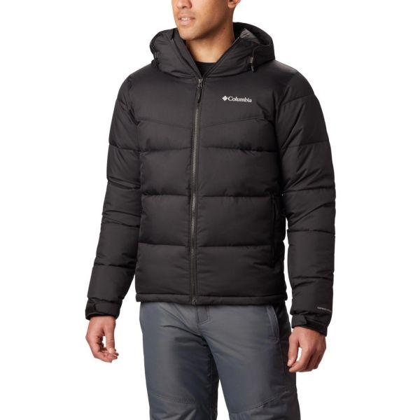 Columbia ICELINE RIDGE JACKET černá L - Pánská zimní bunda