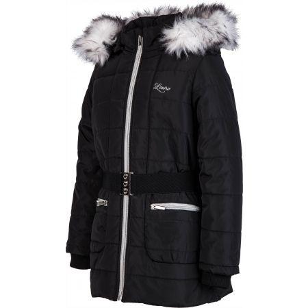Зимно дълго яке за момичета - Lewro NATALIE - 2