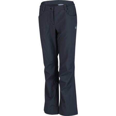 Willard ROSIA - Pantaloni softshell damă