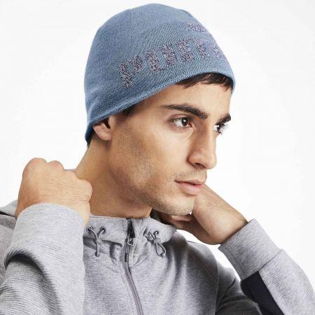 Плетена шапка - Puma ESS LOGO BEANIE - 3