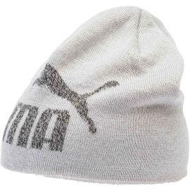 Puma ESS LOGO BEANIE - Dětská pletená čepice