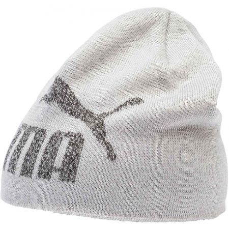 Detská pletená čiapka - Puma ESS LOGO BEANIE - 1