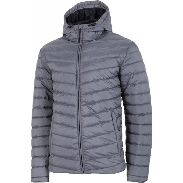 4F MEN´S JACKET - Pánska bunda
