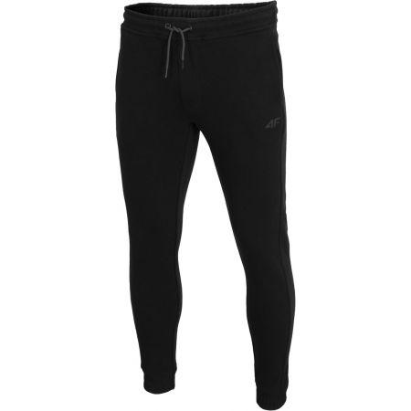 4F KNITTED PANTS - Pantaloni trening bărbați