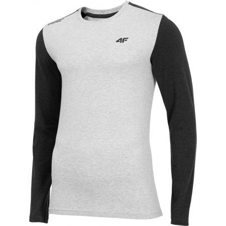 Pánské triko s dlouhým rukávem - 4F LONGSLEEVES - 1
