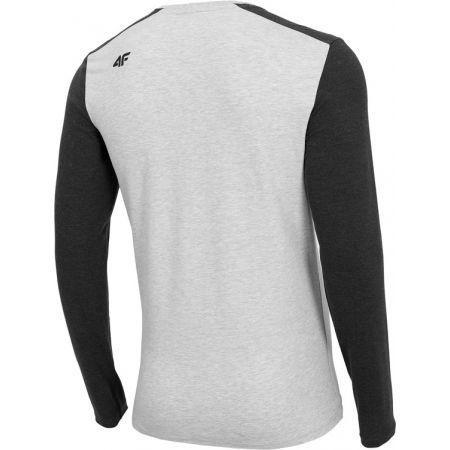 Pánské triko s dlouhým rukávem - 4F LONGSLEEVES - 2