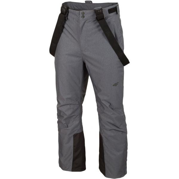 4F MEN´S SKI TROUSERS - Pánske lyžiarske nohavice