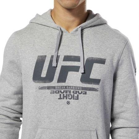Pánská mikina - Reebok UFC FG PULLOVER - 4