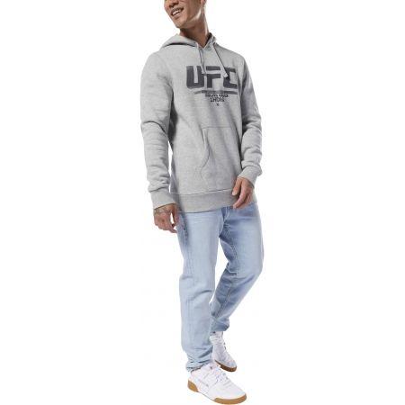 Pánská mikina - Reebok UFC FG PULLOVER - 1