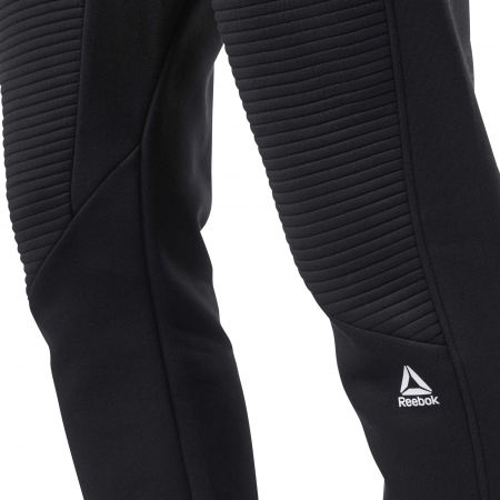 Мъжко долнище - Reebok WORKOUT READY FLEECE PANT - 6