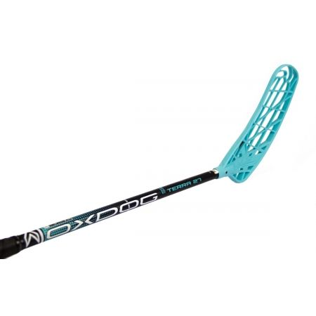 Florbalová hokejka - Oxdog TERRA 27 OVAL - 4