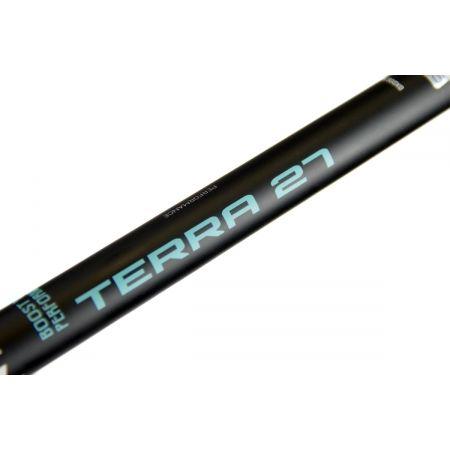 Florbalová hokejka - Oxdog TERRA 27 OVAL - 5