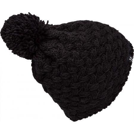 Dámska pletená čiapka s brmbolcom - Willard BLISS - 2