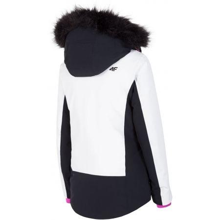 Women's ski jacket - 4F WOMEN'S SKI JACKET - 2