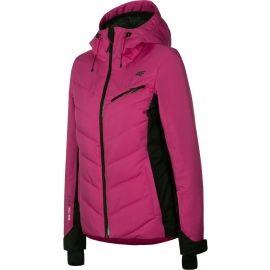 4F WOMEN'S SKI JACKET - Dámská lyžařská bunda