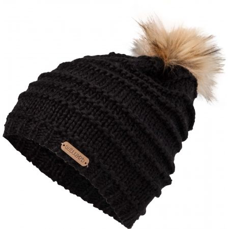 Women's knitted beanie - Willard BELINDA - 1