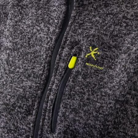 Men's outdoor sweater - Klimatex KADRAT - 6