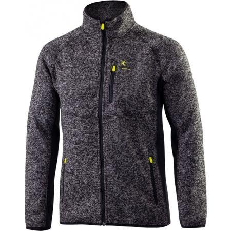 Men's outdoor sweater - Klimatex KADRAT - 1