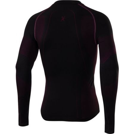 Men's functional seamless T-shirt - Klimatex TAS - 2