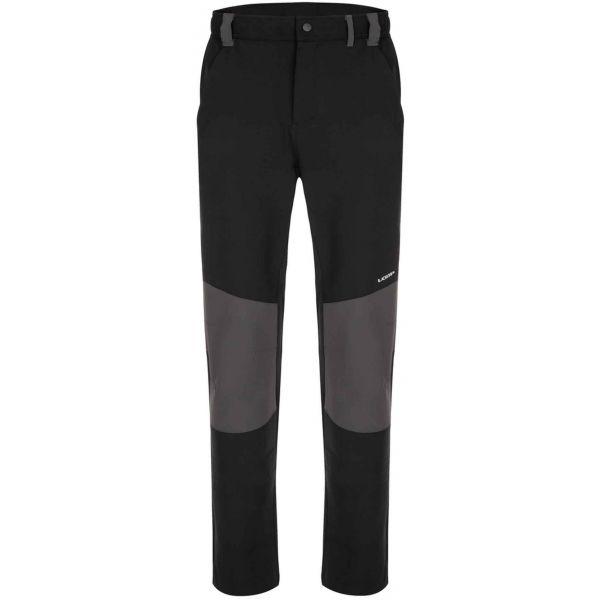 Loap ULTOR černá XL - Pánské softshellové kalhoty