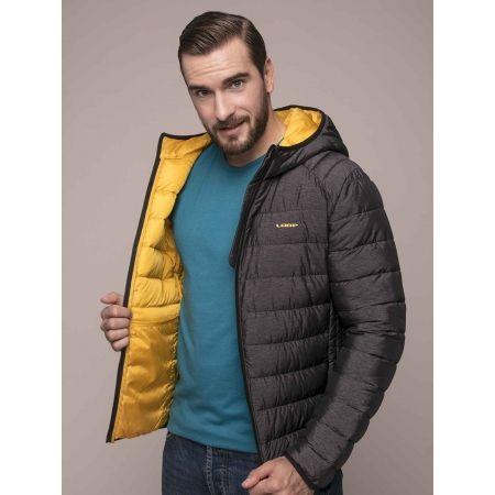 Мъжко зимно яке - Loap IRRUSI - 4