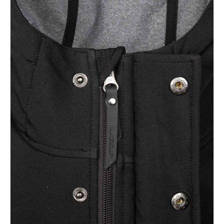 Pánsky softshellový kabát - Loap LYRON - 4
