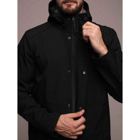 Pánsky softshellový kabát - Loap LYRON - 8
