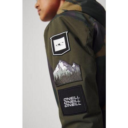 Chlapecká lyžařská/snowboardová bunda - O'Neill PB DECODE-BOMBER JACKET - 6