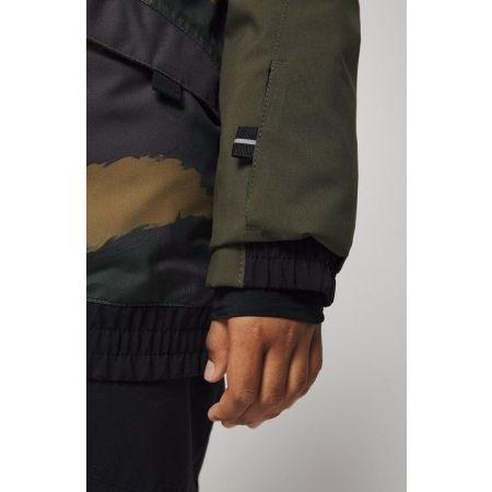 Chlapecká lyžařská/snowboardová bunda - O'Neill PB DECODE-BOMBER JACKET - 7