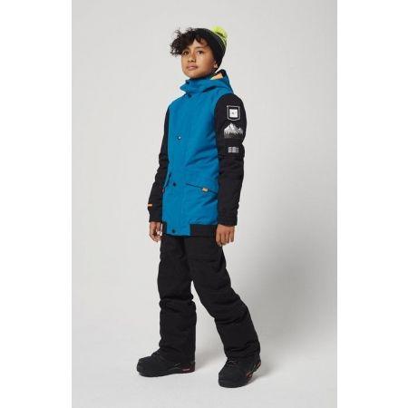 Chlapčenská lyžiarska/snowboardová bunda - O'Neill PB DECODE-BOMBER JACKET - 3