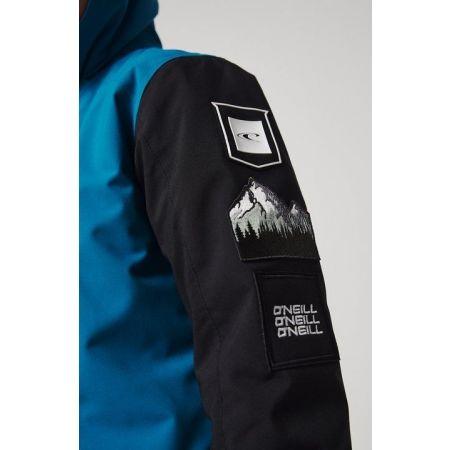 Chlapčenská lyžiarska/snowboardová bunda - O'Neill PB DECODE-BOMBER JACKET - 6