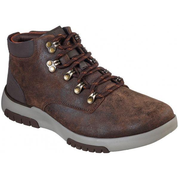 Skechers BELLINGER 2.0 - Pánska členková obuv
