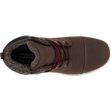 Мъжки зимни обувки - Lotto VOYAGER - 4