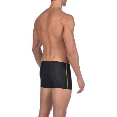 Pánské nohavičkové plavky - Arena M BASICS SHORT - 9