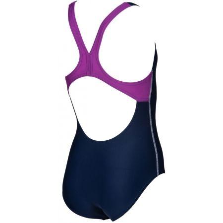 Dívčí jednodílné plavky - Arena G BASICS JR SWIM PRO BACK ONE PIECE - 3