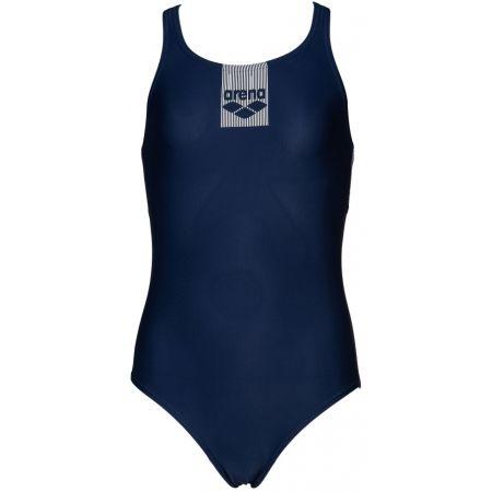 Dívčí jednodílné plavky - Arena G BASICS JR SWIM PRO BACK ONE PIECE - 2