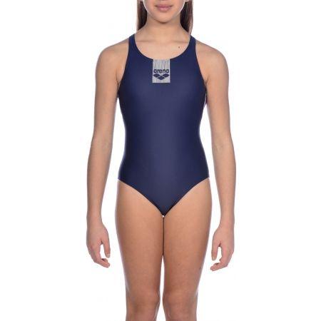Dívčí jednodílné plavky - Arena G BASICS JR SWIM PRO BACK ONE PIECE - 5
