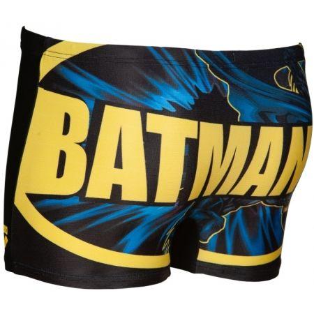 Chlapecké nohavičkové plavky - Arena BATMAN PLACED PRINT JR SHORT - 5