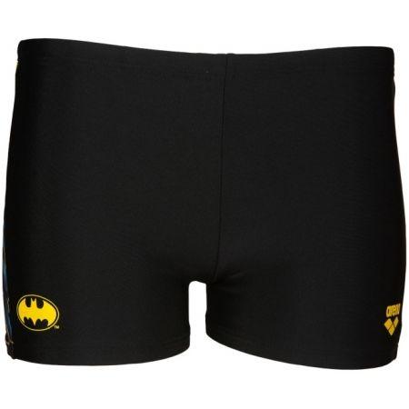 Chlapecké nohavičkové plavky - Arena BATMAN PLACED PRINT JR SHORT - 2