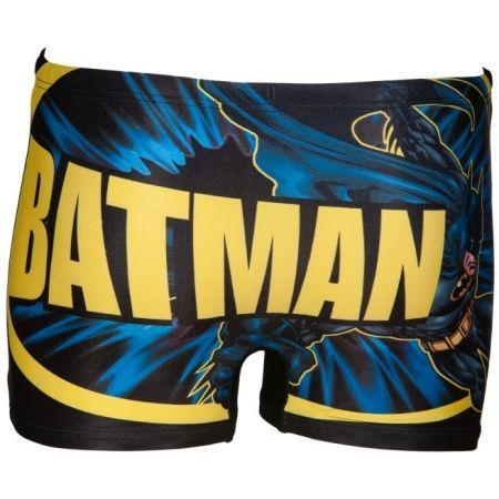 Chlapecké nohavičkové plavky - Arena BATMAN PLACED PRINT JR SHORT - 6