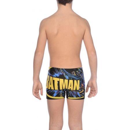 Chlapecké nohavičkové plavky - Arena BATMAN PLACED PRINT JR SHORT - 12