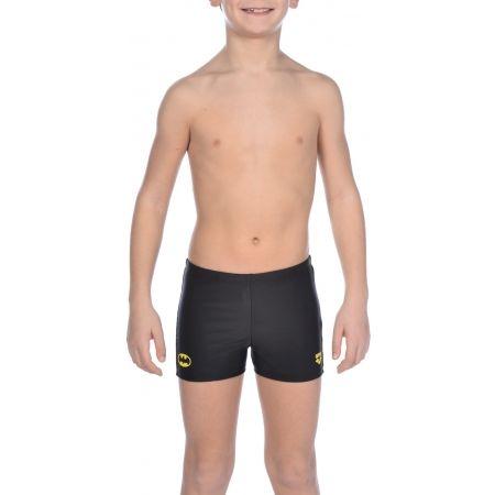 Chlapecké nohavičkové plavky - Arena BATMAN PLACED PRINT JR SHORT - 7