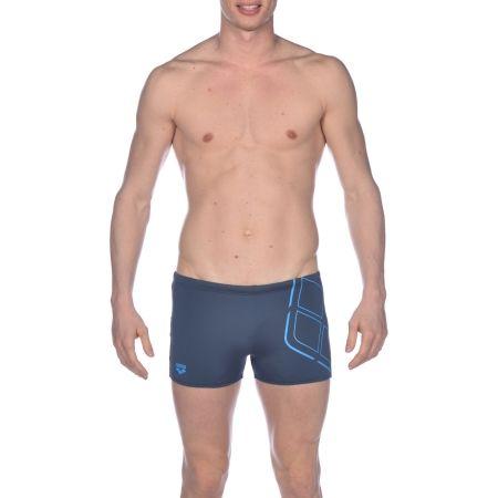 Pánské nohavičkové plavky - Arena M ESSENTIALS SHORT - 5