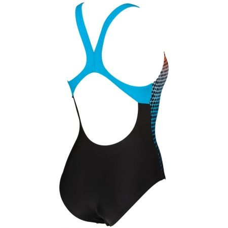 Dámské jednodílné plavky - Arena W DAYTRIP NEW SWIM PRO BACK ONE PIECE - 4