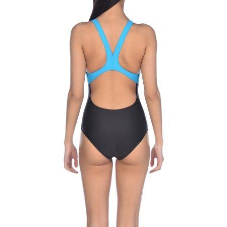 Dámské jednodílné plavky - Arena W DAYTRIP NEW SWIM PRO BACK ONE PIECE - 10