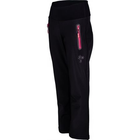 Lewro ALINA - Girls' softshell pants