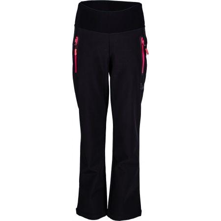 Dívčí softshellové kalhoty - Lewro ALINA - 2
