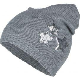 Lewro DORINKA - Detská pletená čiapka